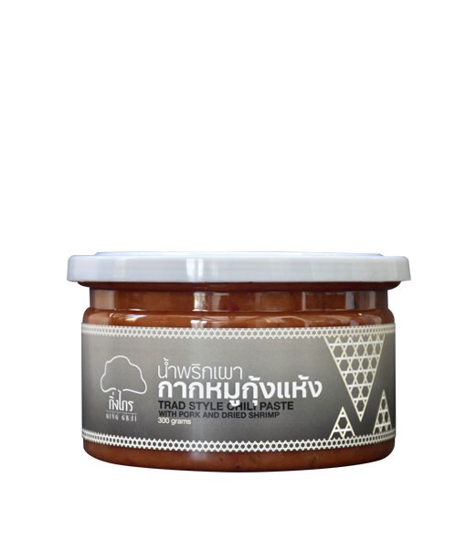 CHILI PASTE WITH DRIED SHRIMP AND PORK 300 g.