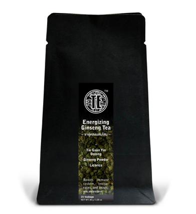 Energizing Ginseng Tea (30g.)